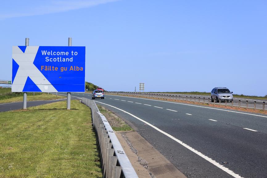 Scotland Independence Immigration UK